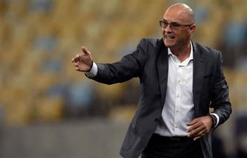 Alfredo Arias, presentado como nuevo entrenador de Bolívar