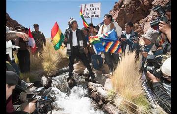 Chile precisa que acuerdo con Bolivia no obligaba a pagar por 50 % del Silala