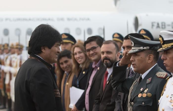 Evo saluda triunfo electoral de Duque, presidente electo de Colombia