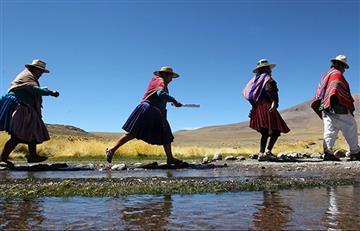Morales desdice a Piñera y ratifica que el Silala no es un río