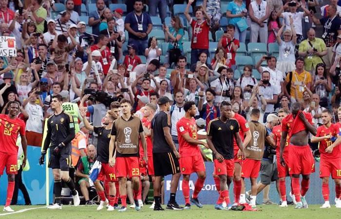 Panamá lo intentó pero no pudo con la Selección de Bélgica