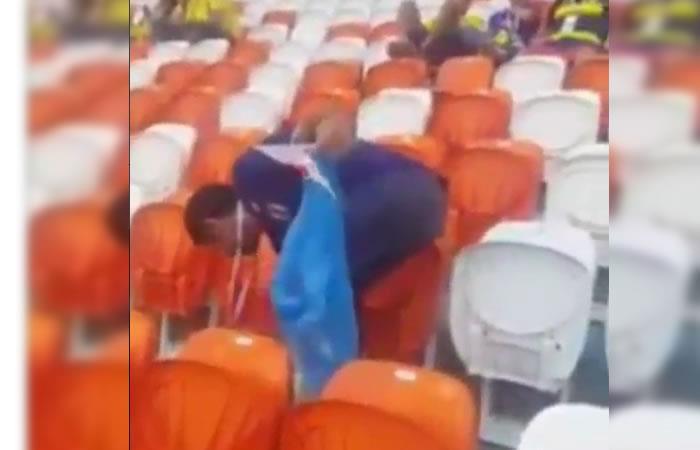 Colombia vs. Japón: Japoneses dan un buen ejemplo a los colombianos tras terminar el partido