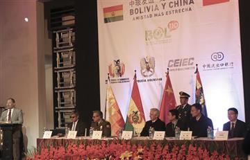Bolivia presume de nuevo centro de operaciones de seguridad ciudadana