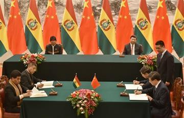 Bolivia y China sellan paso a la compra y venta de quinua y café