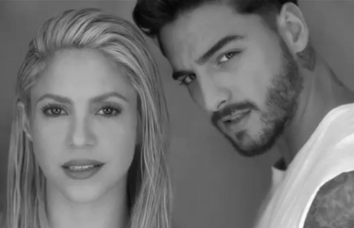 Shakira y Maluma logran quitarle importante trono a 'Despasito'. Foto: YouTube