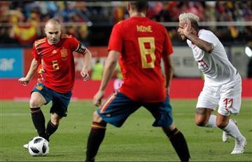 Irán vs España: ¿Dónde y a qué hora se juega el partido?