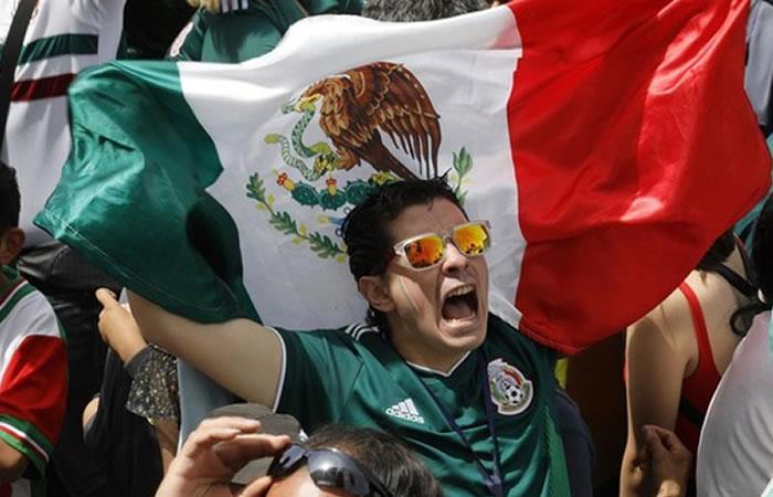 La FIFA abrió proceso disciplinario contra México. Foto: EFE