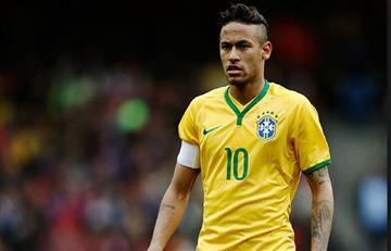 Neymar enciende las alarmas en el banquillo de Brasil