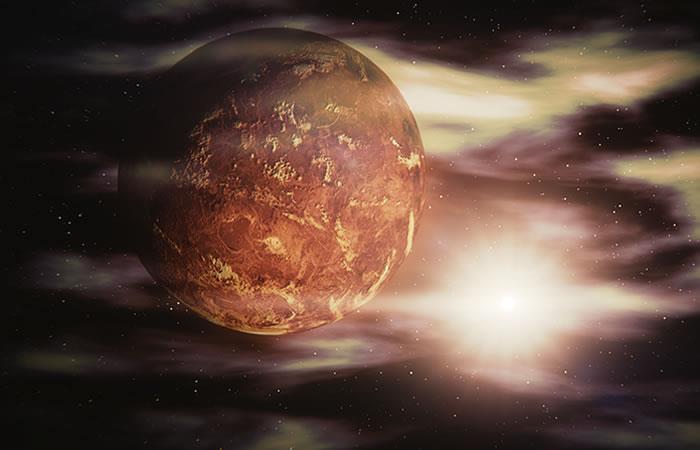 ¿Por qué Venus tiene un extraño 'bulto' en su atmósfera?