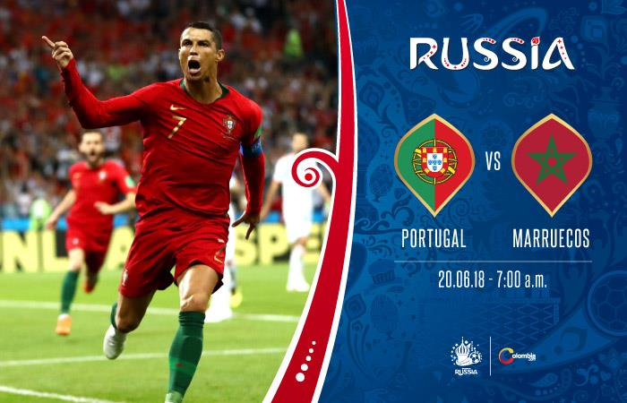 Portugal vs Marruecos: Sigue la transmisión EN VIVO online