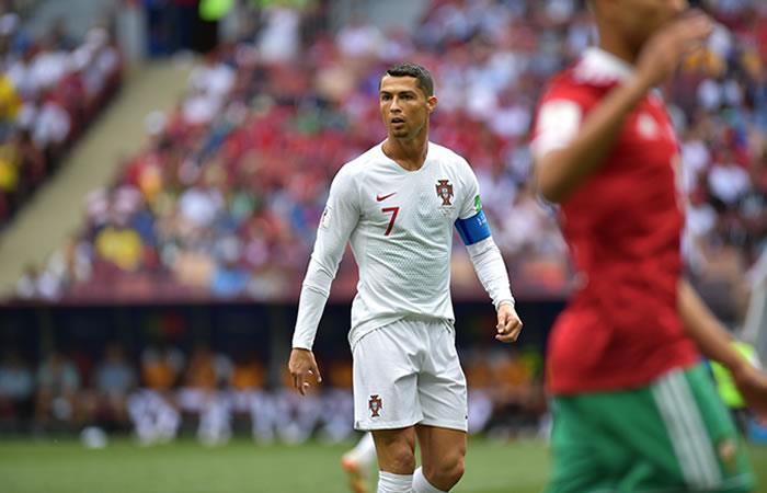 Cristiano Ronaldo deja a Portugal a un paso de octavos. Foto: AFP