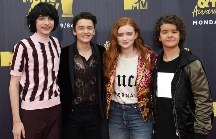 MTV Movie and TV Awards: 'Pantera Negra' y 'Stranger Things', grandes ganadores