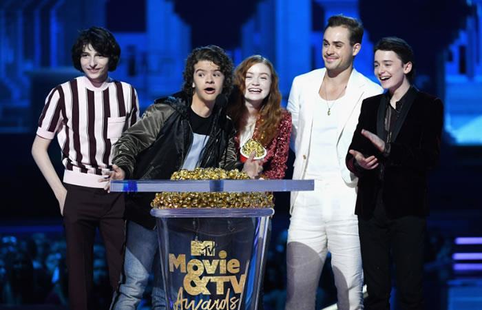 TV Movie and TV Awards: 'Pantera Negra' y 'Stranger Things' arrasaron