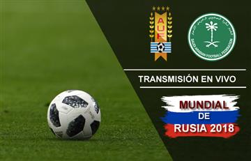 Uruguay vs. Arabia Saudita: Transmisión EN VIVO online