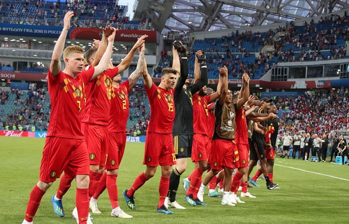 Bélgica vs. Túnez: Hora y transmisión EN VIVO por TV y online