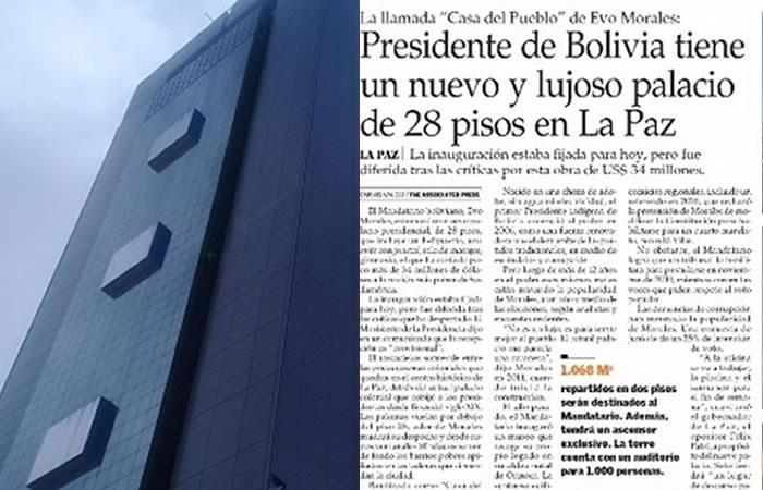 Bolivia pide a Chile retractarse de publicación. Foto: ABI