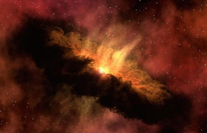 ¿Científicos encuentran una parte perdida del Universo?