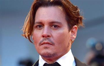 Johnny Depp se confiesa y llora en profunda entrevista