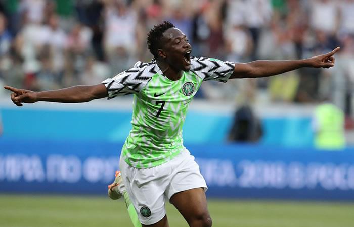 Nigeria ganó, complicó a Islandia y da vida a Argentina en el Mundial