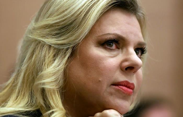 Sara Netanyahu, esposa del primer ministro israelí, inculpada de 'fraude'