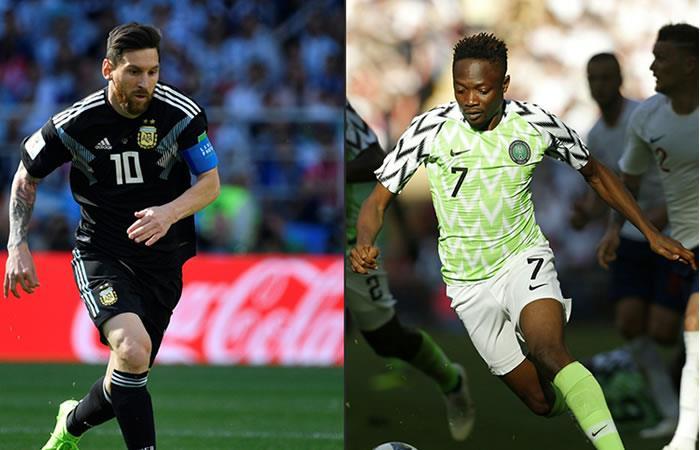 Argentina vs. Nigeria: Día, hora, estadio y canal por TV del Mundial de Rusia 2018