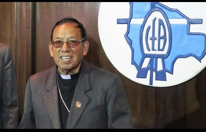 Cardenal Ticona se reunirá con el papa Francisco. Foto: EFE