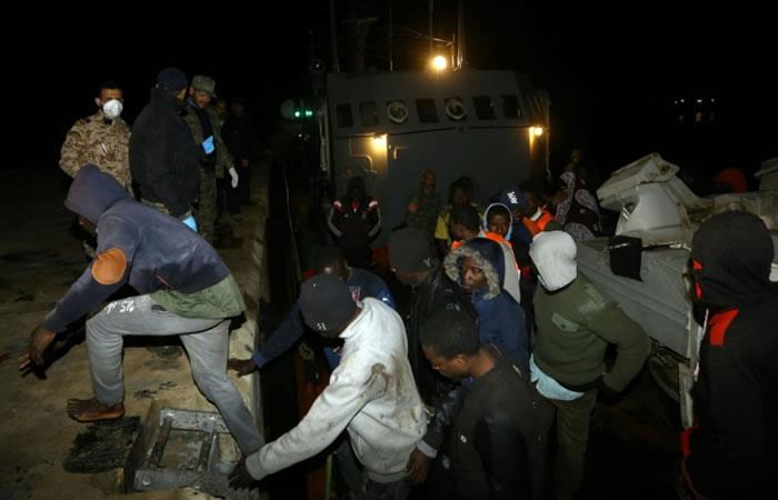 Europa: Unos 1.000 migrantes rescatados en el Mediterráneo en 24 horas