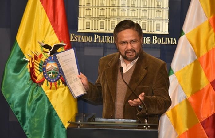 Gobierno promulga ley que beneficia la UPEA. Foto: ABI