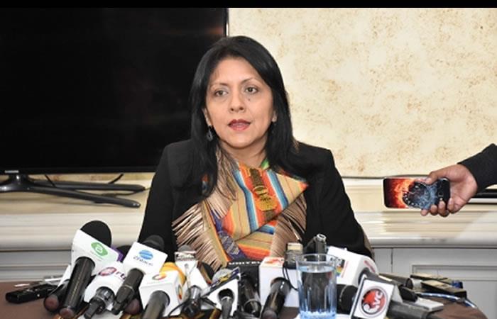 Bolivia reitera convocatoria con la UPEA. Foto: ABI