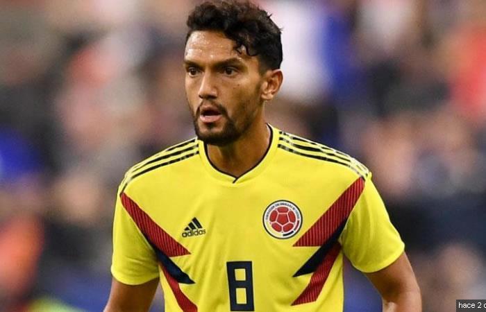 Abel Aguilar se recupera de la lesión. Foto: AFP