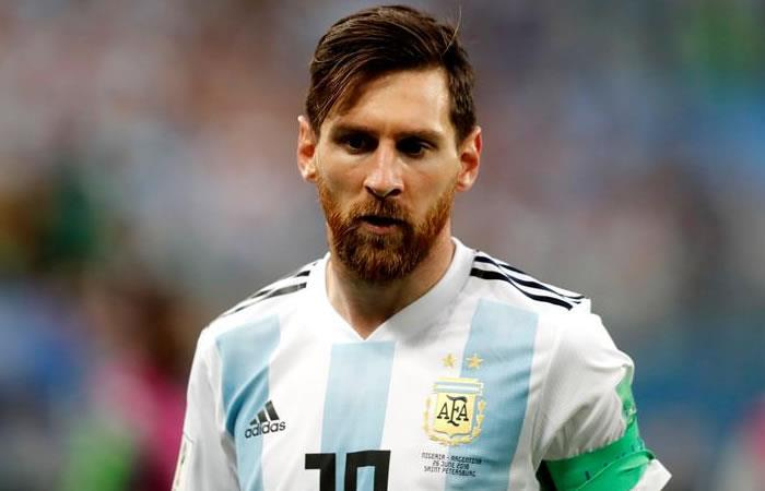 Lionel Messi:'El Mundial demuestra que nadie regala nada'