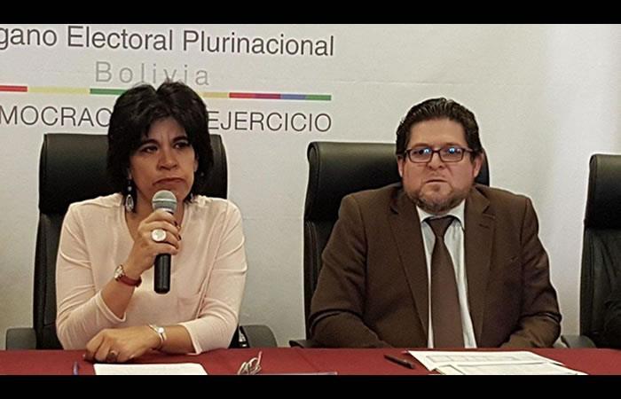 Elecciones primarias en Bolivia serían en 2024. Foto: ABI