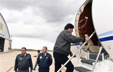 Evo Morales viaja a Roma para consagración del nuevo cardenal