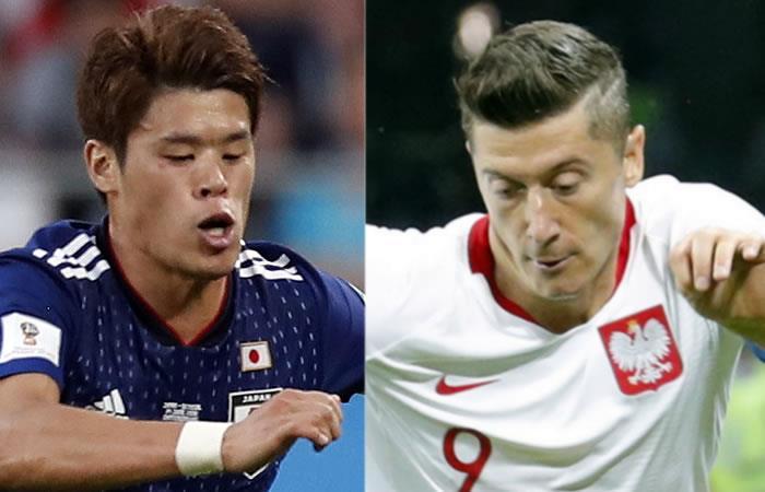 Japón vs. Polonia: Transmisión EN VIVO online
