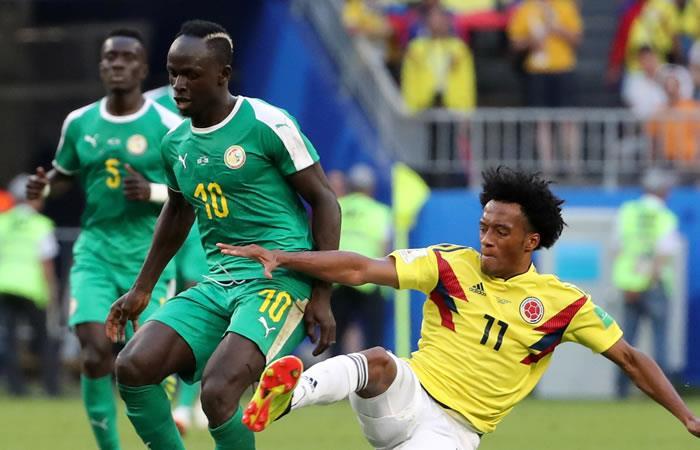 Selección Colombia ganó a Senegal y esto fue lo que nadie vio del partido
