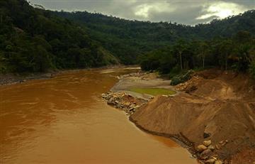 Detenidos extranjeros que explotaban oro ilegalmente en el norte de La Paz
