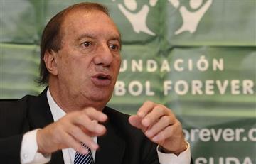 Carlos Bilardo, de nuevo hospitalizado