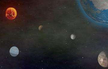 Astrónomos captan la primera imagen de un planeta recién nacido