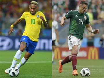 Brasil vs. México: Transmisión EN VIVO Online