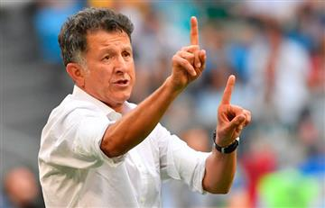 "Osorio: ""El árbitro favoreció totalmente a Brasil"""