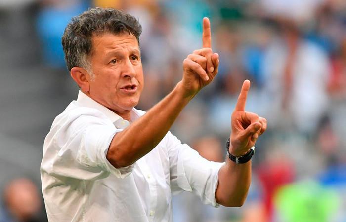 Juan Carlos Osorio Foto: AFP