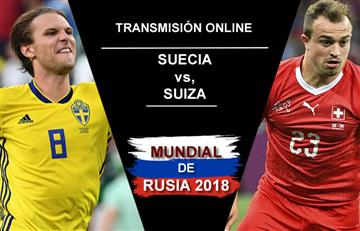 Suecia vs. Suiza: Transmisión EN VIVO online