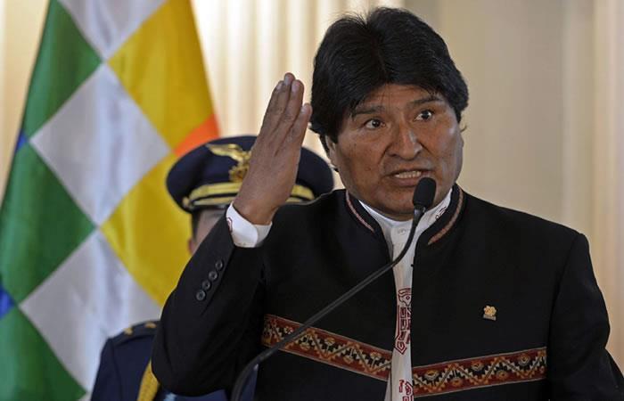 Evo Morales retomará su agenda este viernes. Foto: ABI