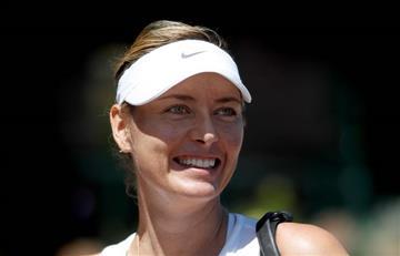 Sharapova se despide sorpresivamente de Wimbledon