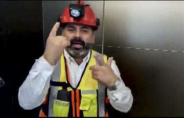 Conmovedor mensaje del minero chileno a los niños atrapados en Tailandia