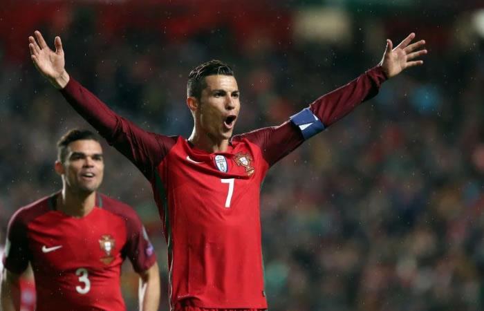 Cristiano Ronaldo demuestra por qué es el mejor jugador de todos los tiempos