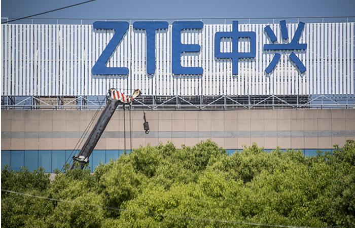 ZTE retoma algunas de sus operaciones. Foto: AFP.
