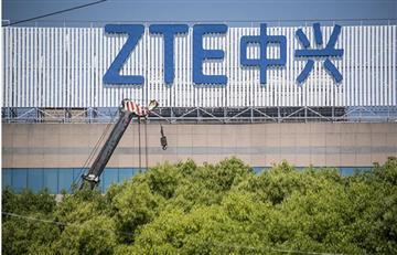 EE.UU. permite a ZTE retomar temporalmente parte de sus actividades