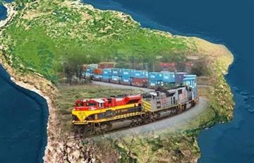 Bolivia y Brasil se reunirán en esta fecha por el tren bioceánico
