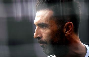 Buffon está en París para firmar su contrato con el PSG
